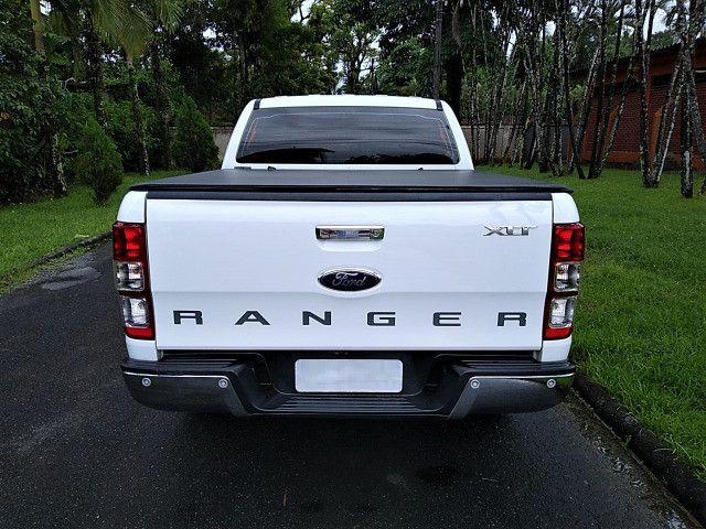 Ranger XLT Cabine Dupla 2.5 Flex, GNV Injetado, Impecável, 2014 *veja a descrição - Foto 14