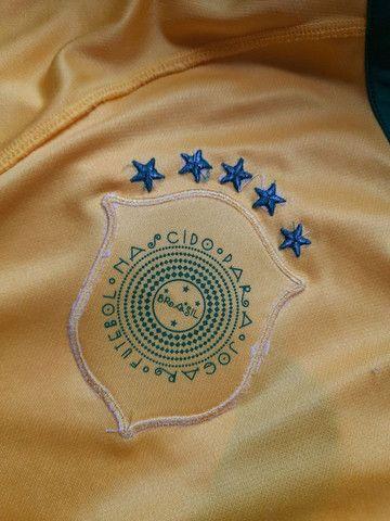 Camisa Seleção Brasileira  - Foto 6
