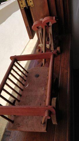 Carroça com bois - Foto 3