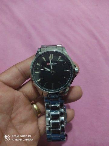 Lindos relógio masculino marca curren  - Foto 2