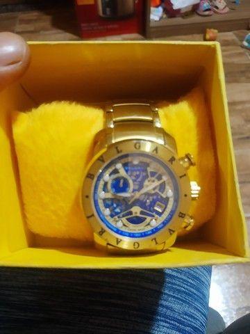 Relógio bvulgari original - Foto 3
