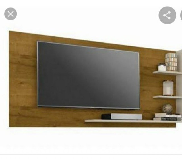 Rack suspenso para sala de estar com 150cm de largura // Pronta entrega NOVO