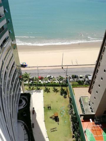 Fortaleza - Beira Mar - Ed. Atlantis a melhor vista mar! Andar alto! - Foto 4