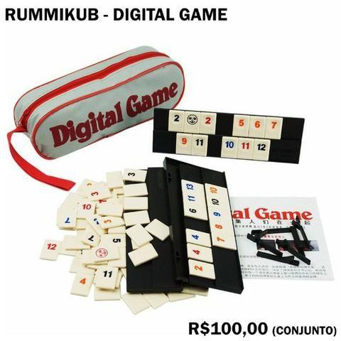 Rummikub Digital Game