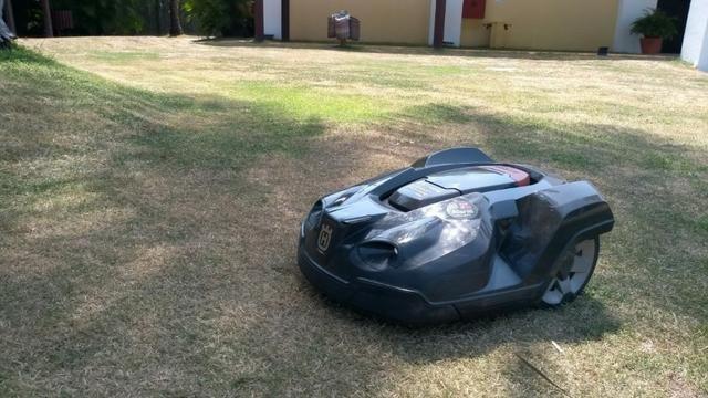 Robô Cortador de Grama Husqvarna Automower