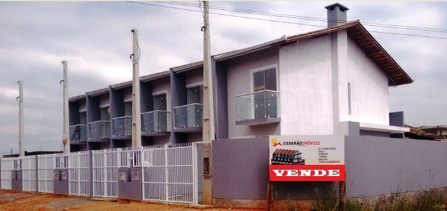 Sobrado Geminado - 02 dormitórios - Vila Nova - Joinville/SC