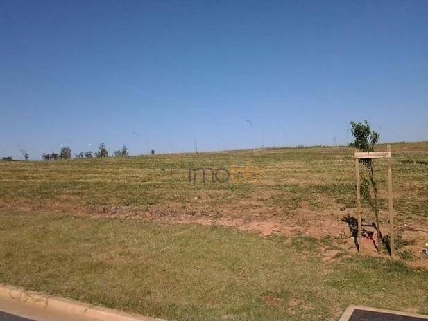 Terreno residencial à venda, Alphaville Nova Esplanada III, Votorantim - TE0116.
