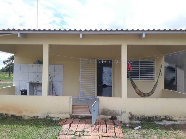 Alugo casa No Ramal Bom Jesus