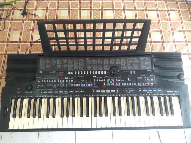 Teclado yamaha psr 510 instrumentos musicais santa for Yamaha santa maria