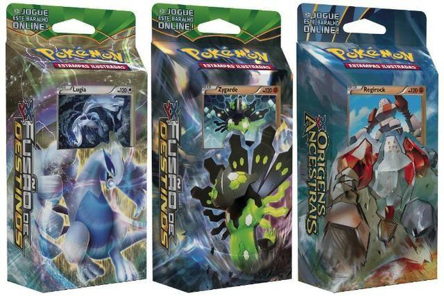 Deck's Pokémon com 60 cartas - Foto 3