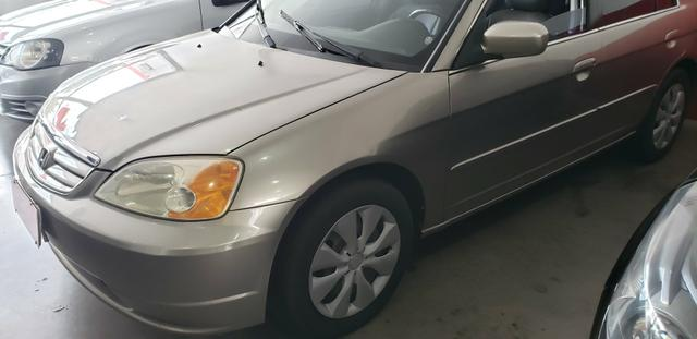 Honda civic lx 2003 1.7 - Foto 2