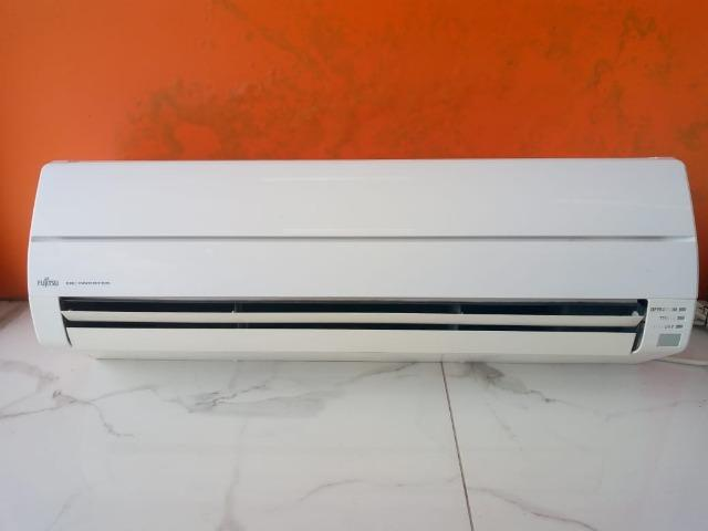 Ar Split Fujitsu 12000Btus Inverter - Cod 208617