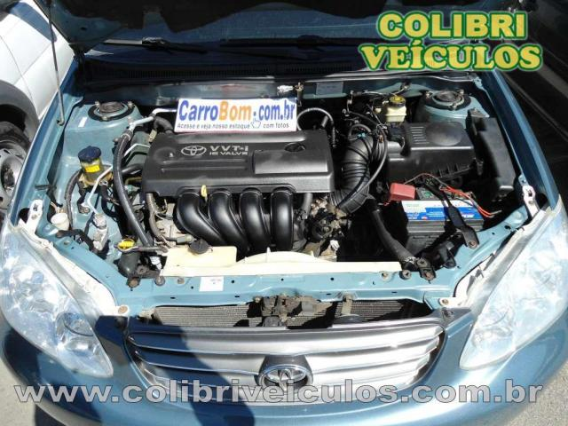 Corolla XEi 1.8/1.8 Flex 16V Mec. - Foto 7