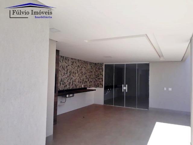 Casa Moderna! 03 suítes com closet e área de lazer completa. Vicente Pires! - Foto 12