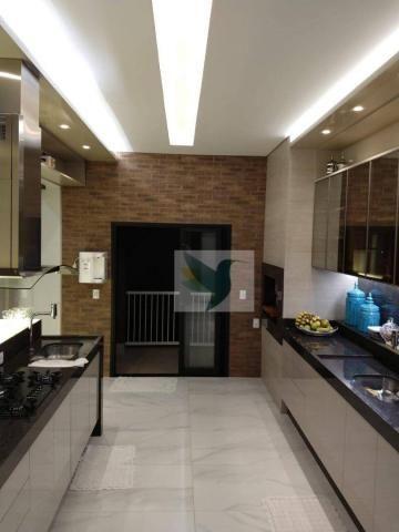 Casa com 3 dormitórios à venda, 270 m² por r$ 1.980.000 - village do cerrado i - rondonópo - Foto 11