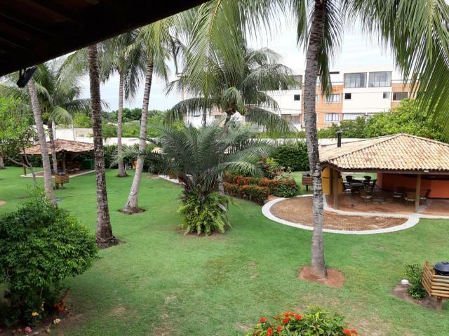 Duplex Guarajuba, com água, gás , e serviços de camareira incluso no condomínio. muito boa - Foto 17