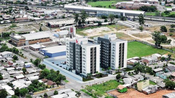 Apartamento para Venda em Novo Hamburgo, Santo Afonso, 2 dormitórios, 1 banheiro, 1 vaga - Foto 5