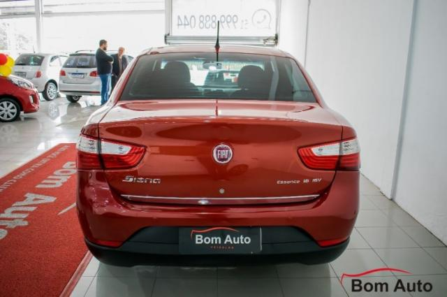 Fiat Grand Siena 1.6 Essence I-motion 2013 - Foto 7