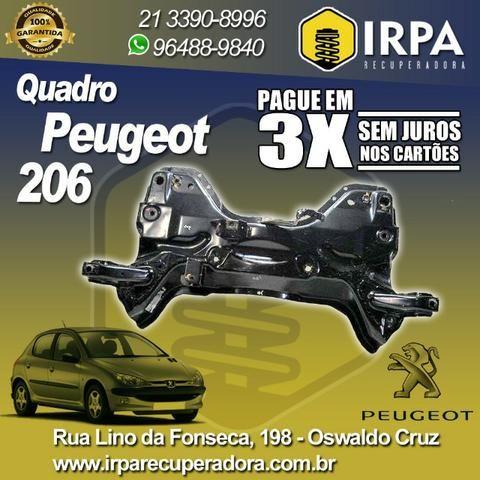 Agregado/Quadro Peugeot 206