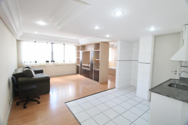 Apartamento para alugar com 1 dormitórios em Cristo rei, Curitiba cod:30430007 - Foto 2