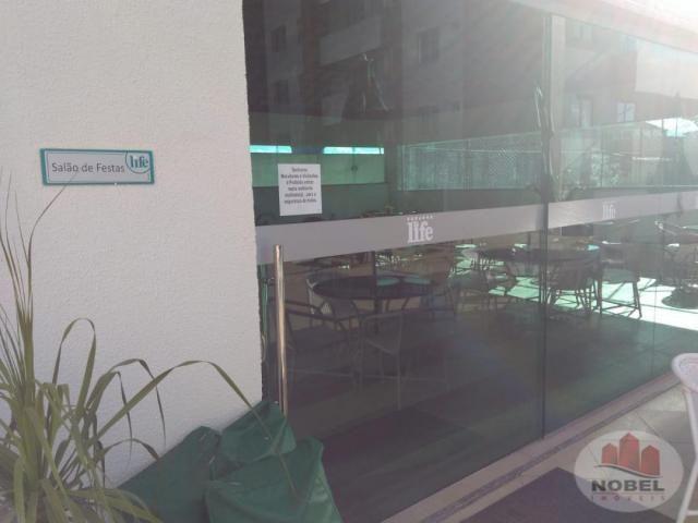 Apartamento à venda com 3 dormitórios em Brasília, Feira de santana cod:5539 - Foto 7