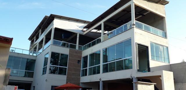 Casa para temporada com mirante e visao do mar, em Santa Cruz (Aracruz) E. Santo - Foto 7