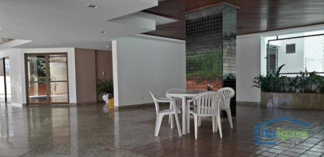 Apartamento com 3 dormitórios à venda, 119 m² por r$ 450.000,00 - pituba - salvador/ba - Foto 9