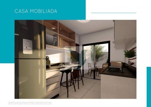 Casa com 3 dormitórios à venda, 135 m² por r$ 560.621 - jardim da mata ii - Foto 14