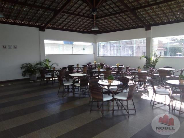 Apartamento à venda com 3 dormitórios em Brasília, Feira de santana cod:5539 - Foto 10