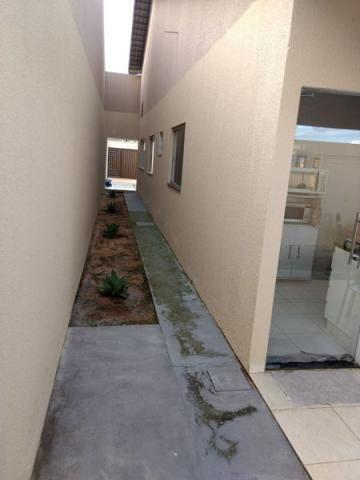 Casa  com 3 quartos - Bairro Residencial Village Santa Rita I em Goiânia - Foto 4