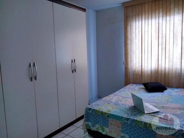 Apartamento à venda com 3 dormitórios em Brasília, Feira de santana cod:5518 - Foto 9