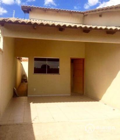 Casa  com 3 quartos - Bairro Residencial Forteville em Goiânia