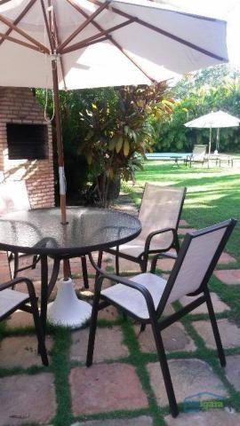 Casa com 4 dormitórios para alugar, 400 m² por r$ 700/dia - itacimirim - camaçari/ba - Foto 3