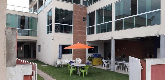 Casa para temporada com mirante e visao do mar, em Santa Cruz (Aracruz) E. Santo - Foto 3