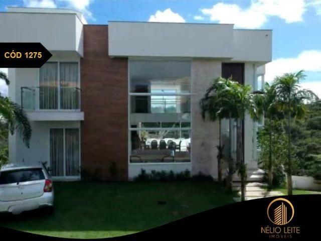 Casa em Alphaville 2 com 7/4 e 1140m²