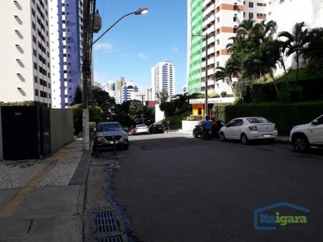 Apartamento com 3 dormitórios à venda, 100 m² por r$ 570.000,00 - cidade jardim - salvador - Foto 4