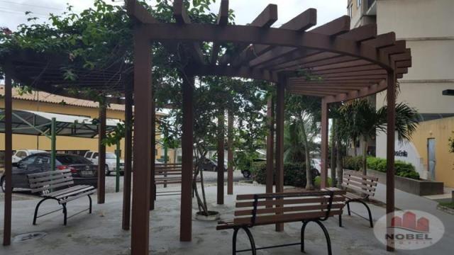 Apartamento à venda com 3 dormitórios em Muchila, Feira de santana cod:4611 - Foto 17