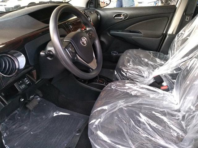 Etios sedan xs 1.5 automático 2016/2017 - Foto 8