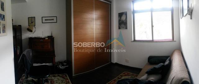 Apartamento 3 Quartos (1 Suíte) com Armários, 2 Vagas, Alto, Teresópolis, RJ - Foto 3
