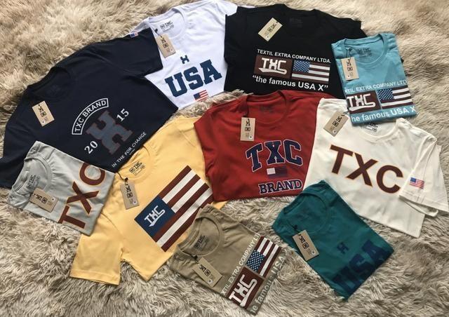 Camisetas TXC 50.00 Premium