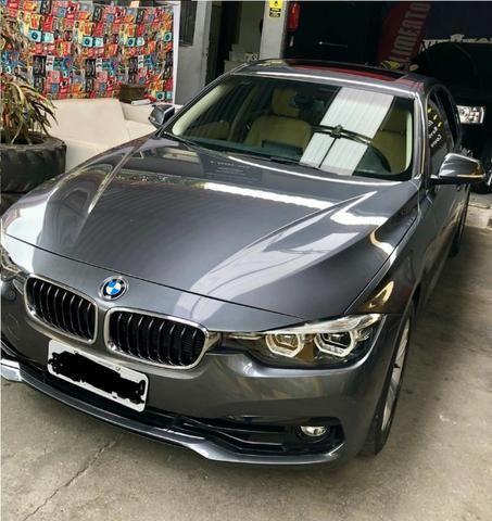 BMW 320i 2.0 Sport ActiveFlex - Único Dono - Estado de Zero - Consigo Financiamento - 2018