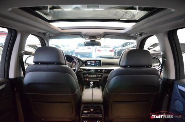 BMW X5 bmw x5 3.0 xdrive30d 258hp teto 4x4 unico dono 19 mil km 4P - Foto 7