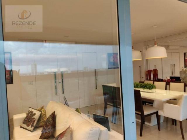 Apto 4 suítes - 162 m² - R$ 1.100.000 - 306 Sul. - Foto 13