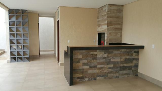 Casa nova 3quartos 3suites piscina churrasqueira rua 06 Vicente Pires condomínio - Foto 20