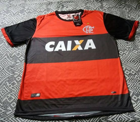 Camisa Blusa Camiseta Time Futebol Adulto - Roupas e calçados ... 63a6dcde453bf