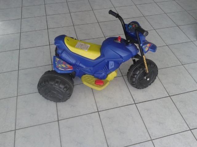 Motoca bandeirante xt3