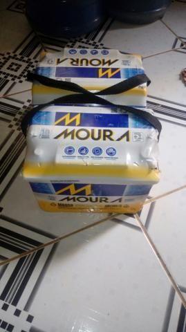 Bateria Moura Zerada. Ctt 992854667