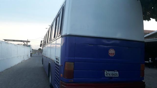 Ônibus Mercedes ano 84 - Foto 2