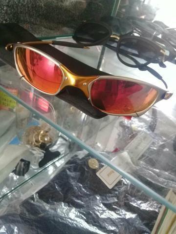 95f9e54720498 Óculos Oakley Juliet Gold 24k - Bijouterias, relógios e acessórios ...