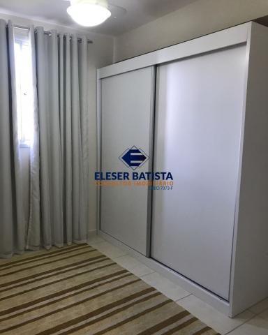 Apartamento à venda com 3 dormitórios em Cond. buganville, Serra cod:AP00053 - Foto 5